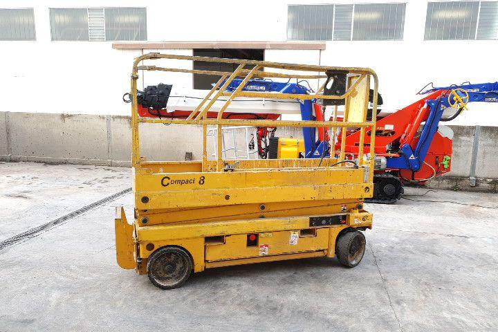 Plataforma Vertical 8Mt Haulotte Compact 8