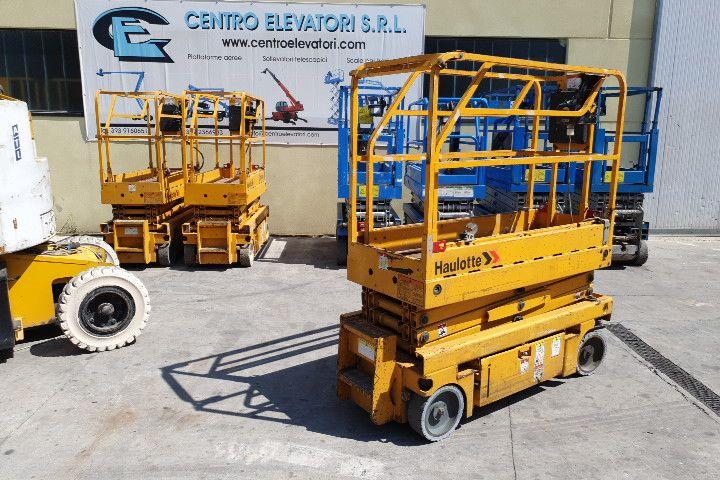 Plataforma Vertical 8Mt Haulotte Optimum 8
