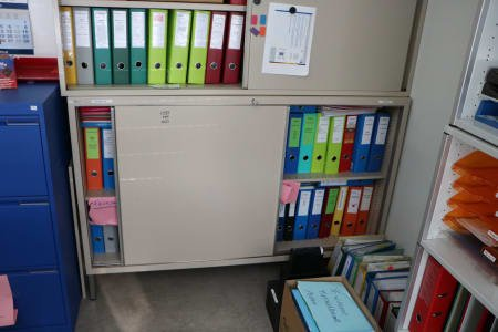 2 File Shelving Units