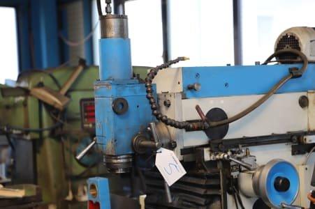 KNUTH WF 5 Tool Milling Machine