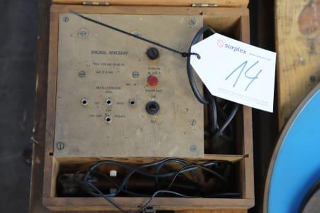 ARKOGRAF Electric Recorder