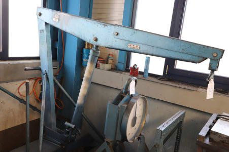 WIMAG WK 2,5 Workshop Crane