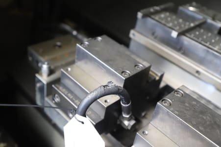 HILMA-RÖMHELD Hydraulical Double Vice