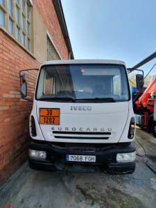 Camión Cisterna IVECO EUROCARGO 160E24