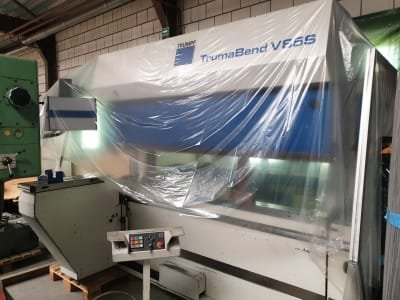 TRUMPF TRUMABEND V85S cnc press brake