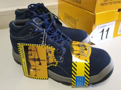 GEMSTONE A140815-1 3 pairs of safety shoes