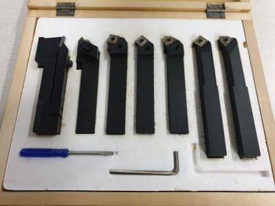 ROGI 20mm/7PCS rotary cutter set