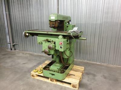 FRITZ WERNER 9.100 milling machine