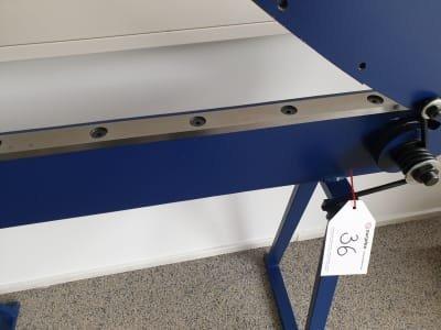 ROGI HS1000 sheet metal shears