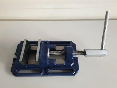 ROGI WHV100 drill clamp