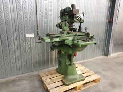 SCHÜTTE WU2MS grinding machine tool