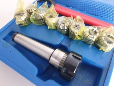 WEISS ER25/MT3/8PCS cutter holder set