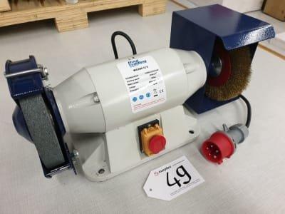 ROGI WG200S grinding stone/brush machine
