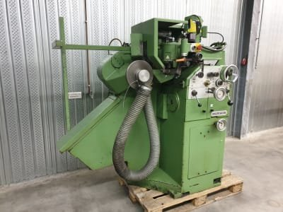 OHLER SA1250 circular saw grinder