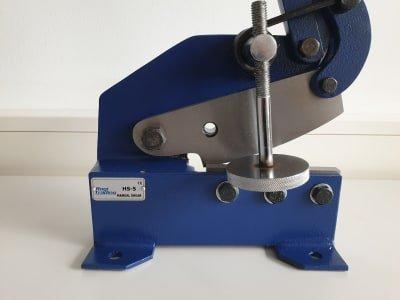 ROGI HS-5 lever-plate scissors
