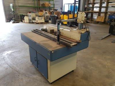 STIEFELMAYER MR 1030 measuring machine