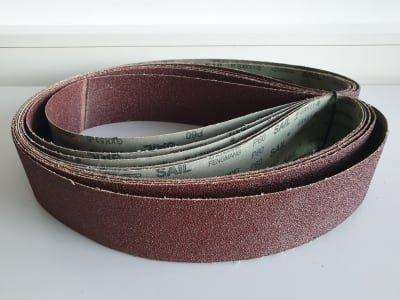 ROGI K60 sanding belt (5x)