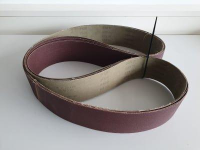 ROGI K120 sanding belt (5x)