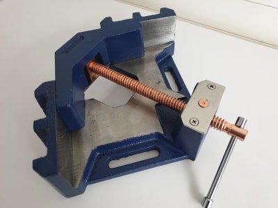 ROGI WV100 welding clamp
