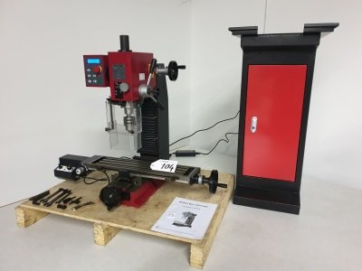 SIEG SX2.3 drill press
