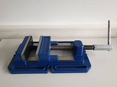 ROGI WHV200 drilling clamp
