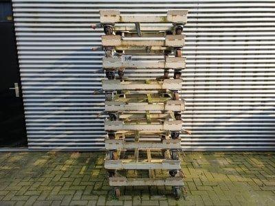 roller trolley (8x)