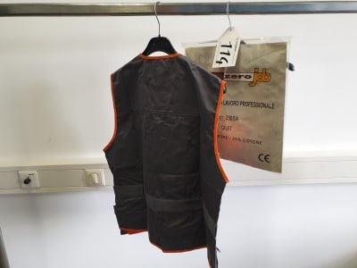SOTTO ZERO GILET work waistcoat (2x)