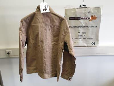 SOTTO ZERO GIUBETTO work coat (2x)