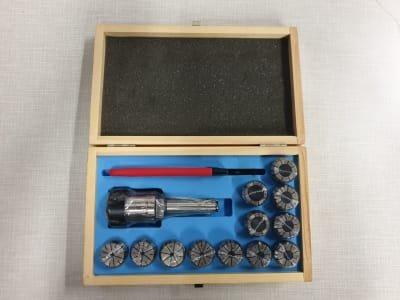ROGI ER32/MT2/12PCS cutter holder set