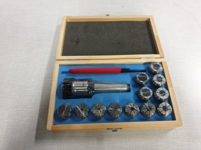 ROGI ER32/MT3/12PCS cutter holder set