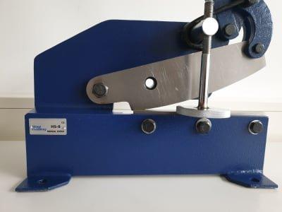 ROGI HS-8 lever plate scissors