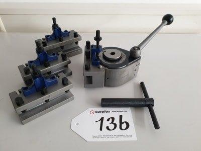ROGI TOOB2 quick-change chisel system