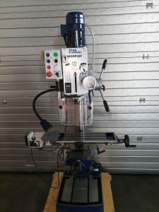 ROGI WDMP30F gear wheel column drill with cross table