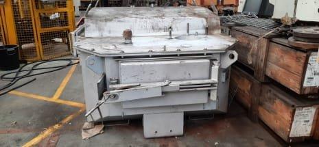 Horno dosificador de aluminio STRIKO WESTOFEN W1200SL ProDos