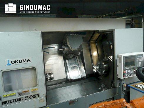 Okuma MULTUS B400-W