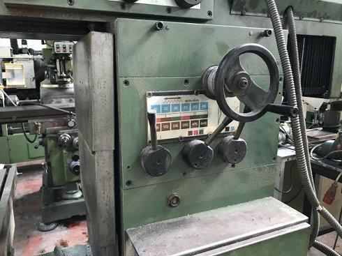 Fresadora Mrf Fu-145