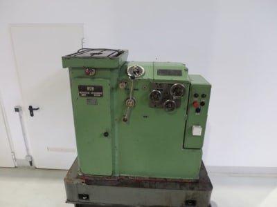 WGW NZH 70 / 650 Keyway Broaching Machine