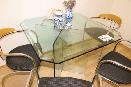 Conference Table made of Glass