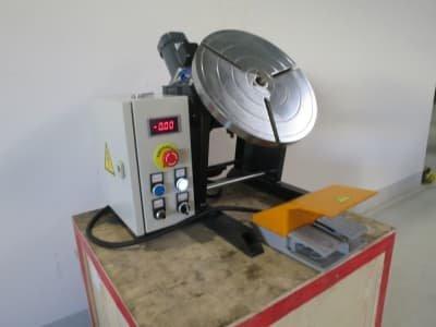DUMETA BYT-100N Welding Turntable
