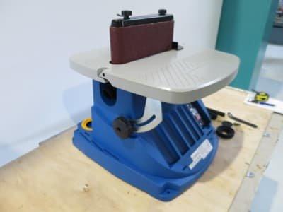 HBM I/A-Oszill Belt and internal grinding machine