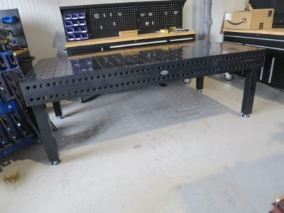 SIEGMUND 750 - 3,0 x 1,5 Nitriert Welding table