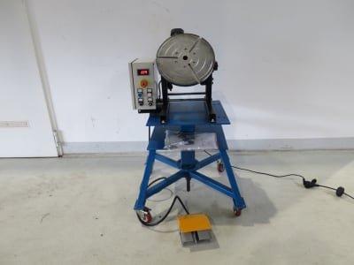 Welding turntable DUMETA BYT-100N