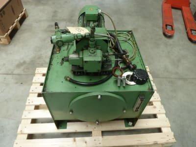 SCHÜTTE Pressure generator station