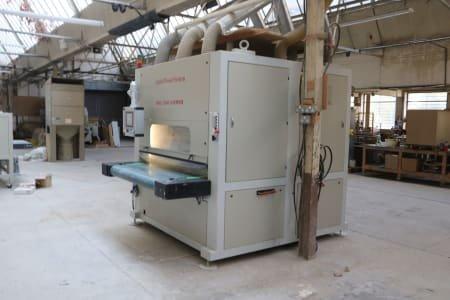 Pulidora QUICKWOOD SYSTEM PRO 1300/4 POWER