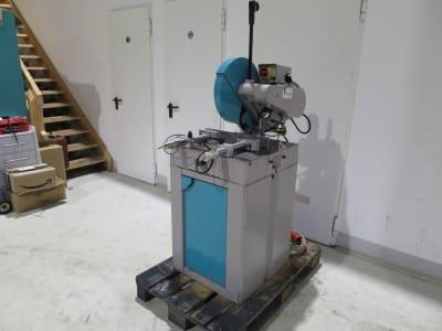 BERG & SCHMID Velox 350PN Aluminum saw