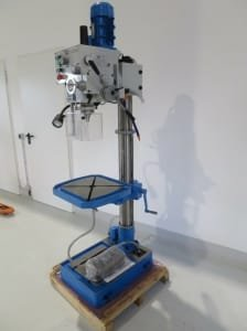 HBM 40 delux Column drilling machine