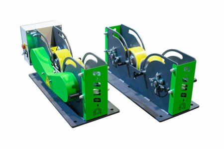 DUMETA DWR-3 Container turning device