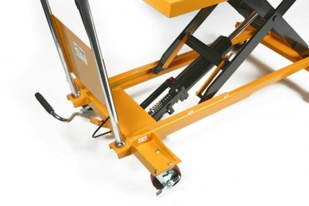 HBM 500 XL Scissor lift table