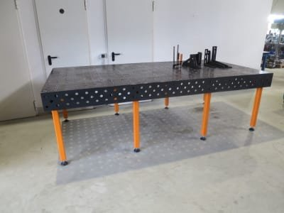 WMT 2980 x 1480 Welding table