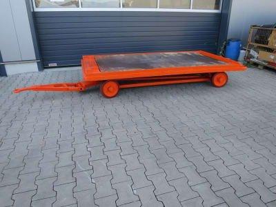 EIGENBAU 2550/1350 Heavy duty trailer